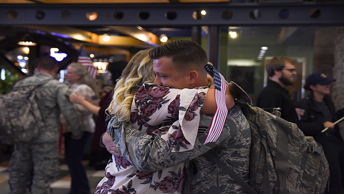 189th Security Forces Flight Returns from Deployment
